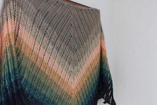 Strickanleitung Aruba von Christa Brenner / Taschenatelier