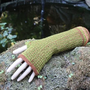 Strickanleitung Boxgloves von Christa Brenner