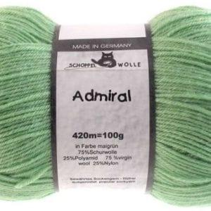 Schoppel Wolle Admiral 6760 Maigrün