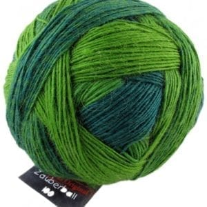 Schoppel Wolle Lace Ball 100 Evergreen