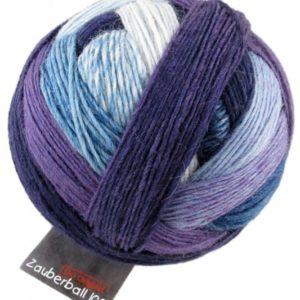 Schoppel Wolle Zauberball 100 Fliederduft