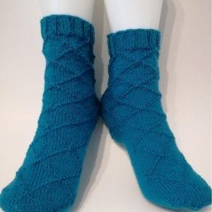 Strickanleitung Taimana Socks von Kuschelfein Maschendesign