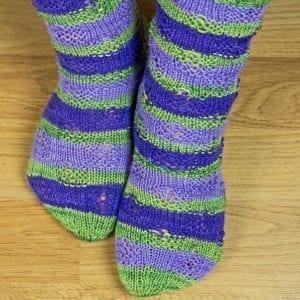 Strickanleitung Laufmasche Socks von Tanja Lüscher