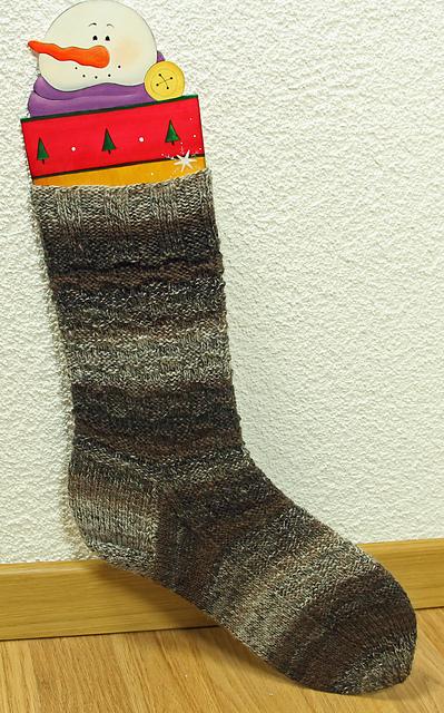 Strickanleitung Ascona Socks von Tanja Lüscher
