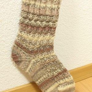 Strickanleitung Amour Fou Socks von Tanja Lüscher