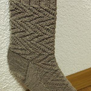 Strickanleitung Wedded Bliss Socks von Tanja Lüscher