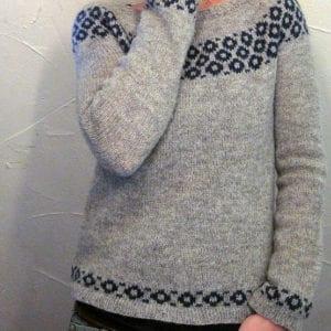Strickanleitung bubbly sweater von Isabell Kraemer