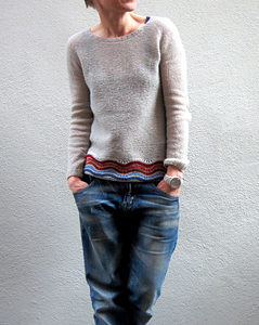Strickanleitung ...the Berlinknits sweater von Isabell Kraemer