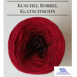 Kuschel Bobbel Klatschmohn