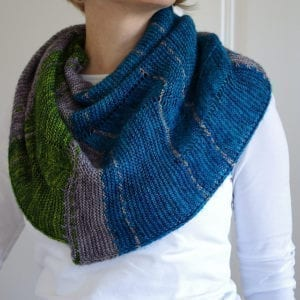 Strickanleitung December Dreams von Monie Ebner