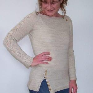 Strickanleitung Dawsons Sweater von Melanie Mielinger