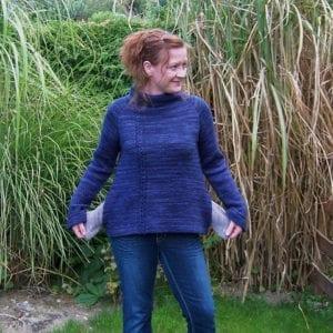 Strickanleitung Feels like Home von Melanie Mielinger
