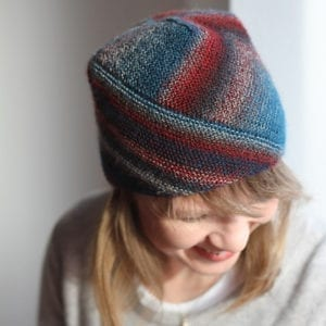 Strickanleitung Blunk the Hat von Martina Behm
