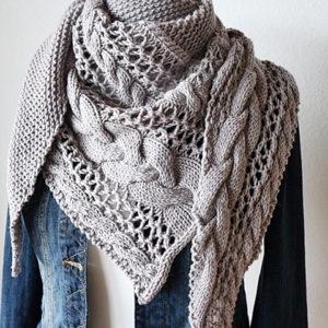 Strickanleitung Cozy Winter von Melanie Mielinger