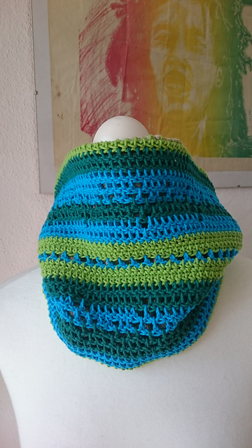 Häkelanleitung Symbiose - Male von Christina Lemberger