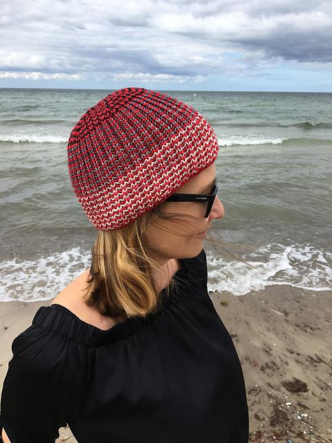Strickanleitung Tinnea von Katrin Schubert