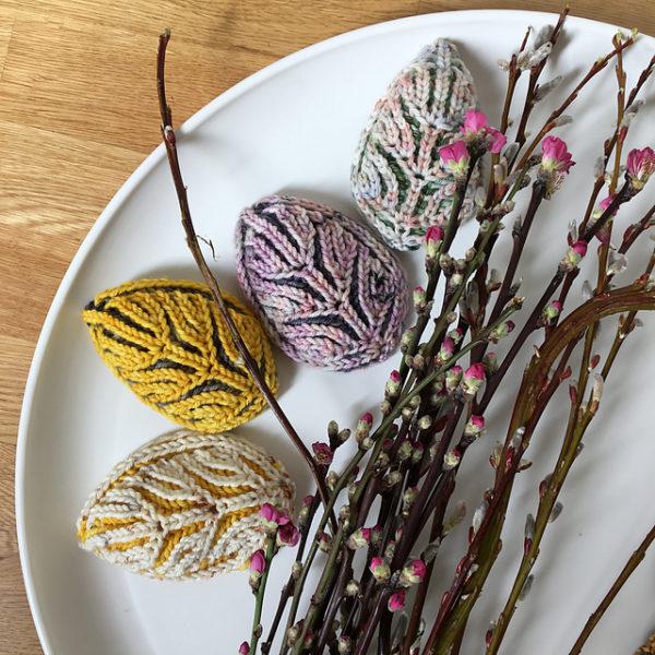 Strickanleitung Easter Brioche Recipe von Katrin Schubert