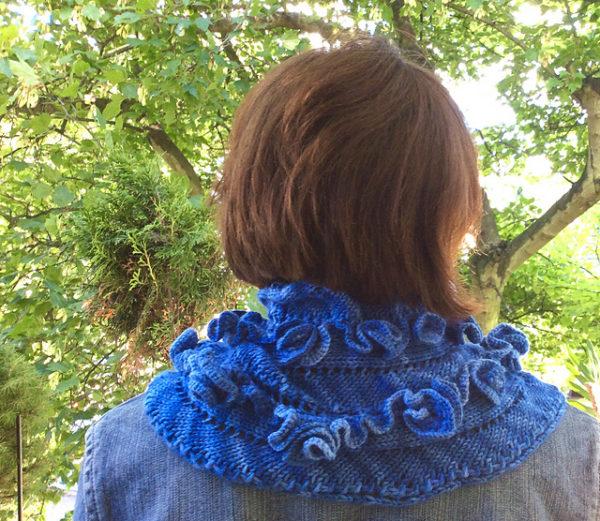 Strickanleitung Waves'n Roses von Sylvia Kilger