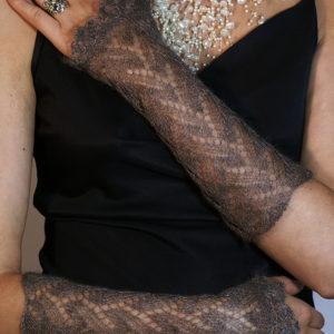 Strickanleitung Armstulpen Veronika von Christiane Klink / Krishnane