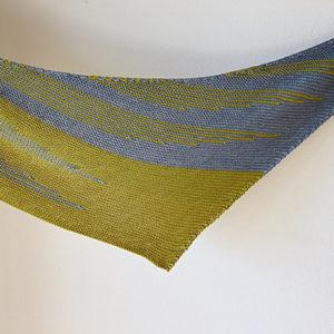 Strickanleitung Different Stripes von Melanie Mielinger