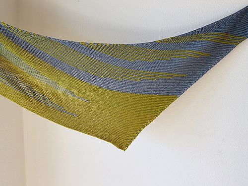 Strickanleitung Different Stripes von Melanie Mielinger