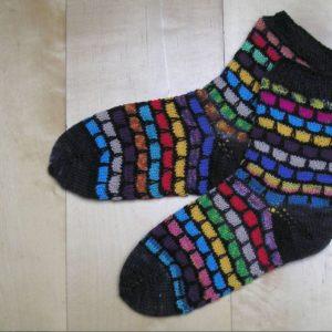 Strickanleitung Flechtwerk von Marianne Radeloff / Knitteltante