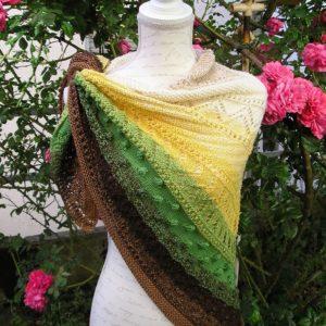 Strickanleitung Maiskolben von Marianne Radeloff / Knitteltante