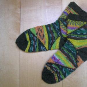 Strickanleitung Grünspan von Marianne Radeloff / Knitteltante