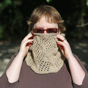 Strickanleitung Last Minute Magic Cowl von Tanja Lüscher