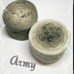 Wollcandy Army