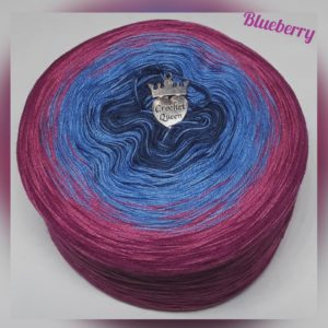 Wollcandy Blueberry