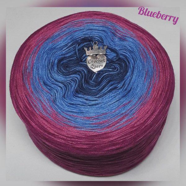Wollcandy Blueberry