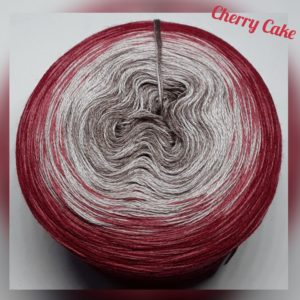 Wollcandy Cherry Cake