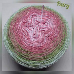 Wollcandy Fairy