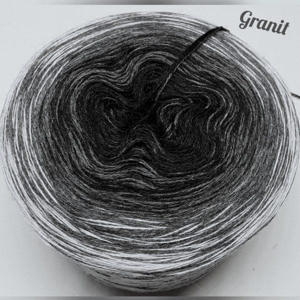 Wollcandy Granit