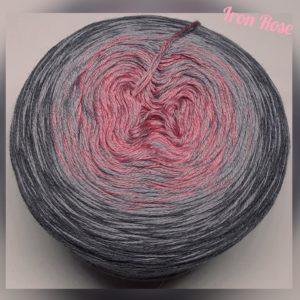 Wollcandy Iron Rose
