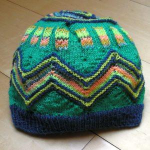 Strickanleitung Mexiko von Marianne Radeloff / Knitteltante