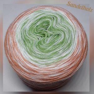 Wollcandy Sandelholz