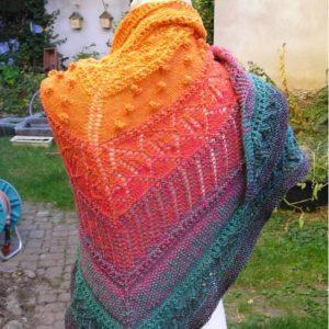 Strickanleitung Kürbis von Marianne Radeloff / Knitteltante