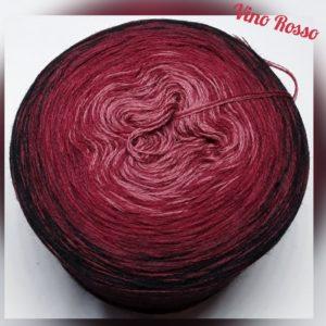 Wollcandy Vino Rosso