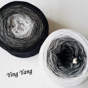 Wollcandy Ying Yang