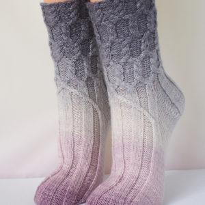 Strickanleitung Bellana Socks von Wollelfe