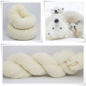 Polarbear Merino-Sockenwolle 4-fach