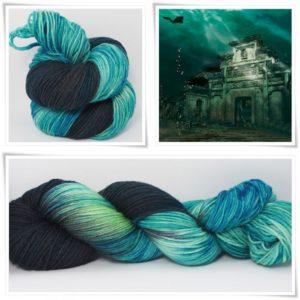 Atlantis Merino-Sockenwolle 4-fach von Wollelfe