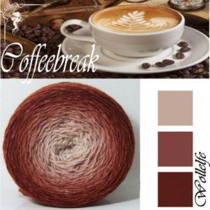 Coffeebreak - Merino Pure von Wollelfe