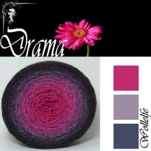Drama - Merino Pure von Wollelfe