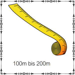 100m - 200m je 100g