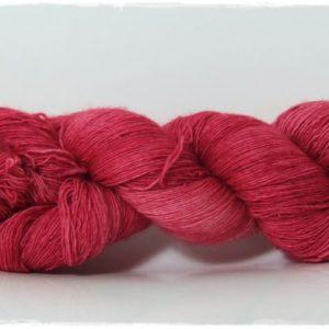Red Wine Merino-Lace von Wollelfe