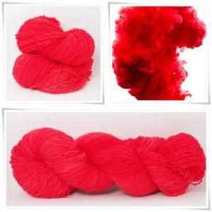 Scarlet Merino-Lace von Wollelfe