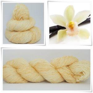 Vanilla Merino-Lace von Wollelfe
